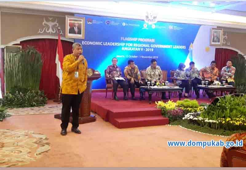 Economic Leadership For Regional Government Leader tahun 2019